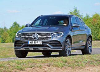Nowy Mercedes GLC Coupe (2021). Opis wersji i cennik