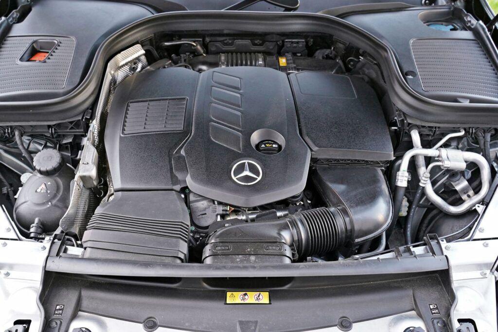 Mercedes GLC Coupe (2021)