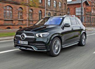 Nowy Mercedes GLE (2021). Opis wersji i cennik