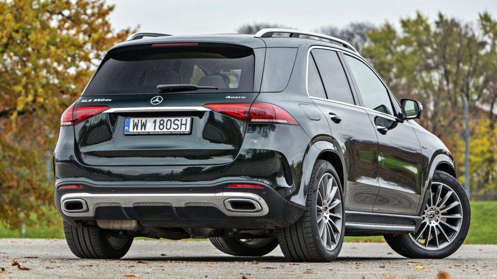 Mercedes GLE (2021)