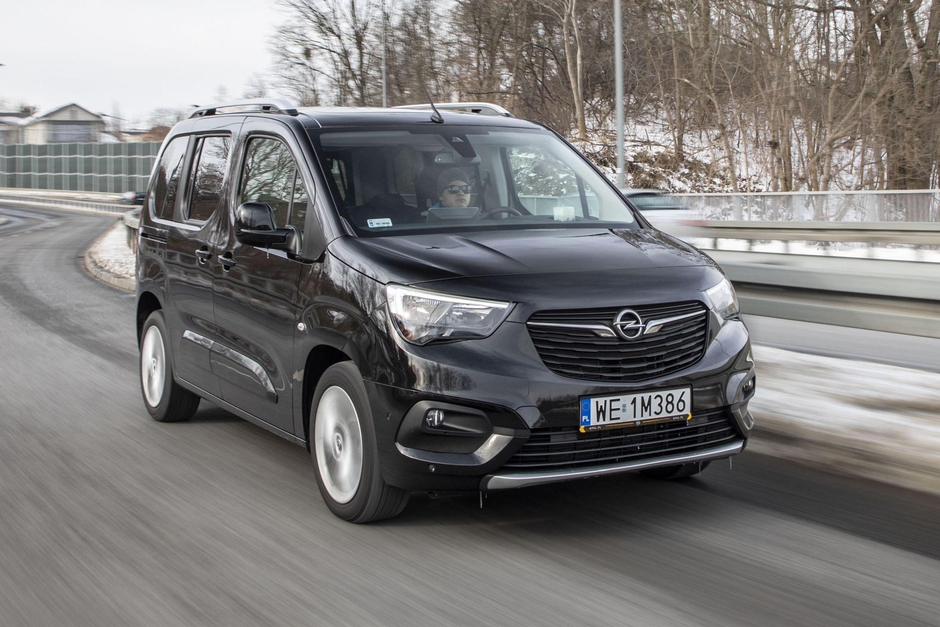Opel Combo Life (2020)