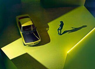 Opel Manta GSe ElektroMOD – klasyk z napędem elektrycznym
