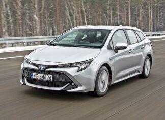 Sprzedaż aut w lutym. Toyota Corolla nadal na prowadzeniu