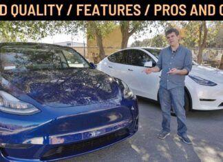 Tesla Model Y – porównanie aut z roczników 2020 i 2021