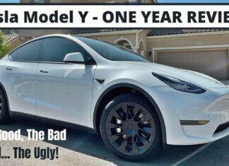 Tesla Model Y po roku eksploatacji – zalety i wady