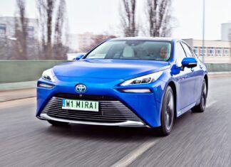 Toyota Mirai (2021). Opis wersji i cennik