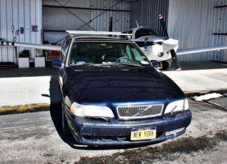 Stare Volvo za 20 milionów dolarów? Cenę podnosi jeden detal