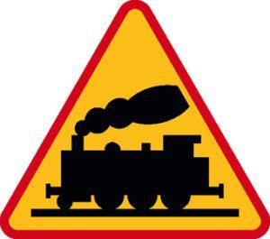 Znak ostrzegawczy A-10