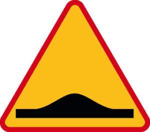Znak ostrzegawczy A-12