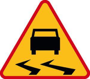 Znak ostrzegawczy A-15