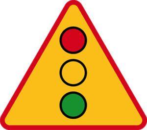 Znak ostrzegawczy A-29