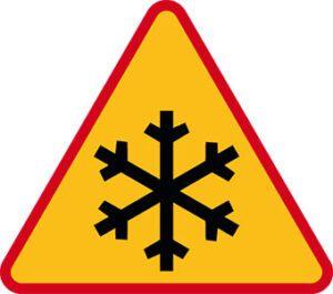 Znak ostrzegawczy A-32