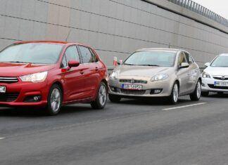 Używane auta kompaktowe za 20 tys. zł. Przegląd 15 modeli