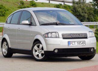 Używane Audi A2 (1999-2005) - opinie, dane techniczne, typowe usterki