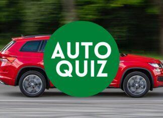 AUTO-QUIZ [12] Rozpoznaj model