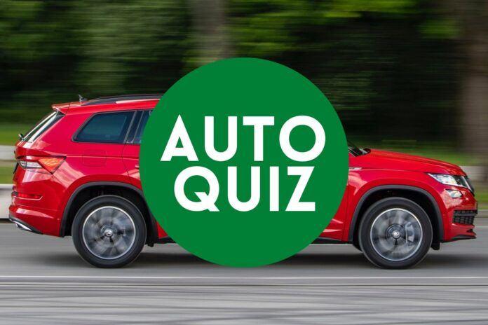 Auto Quiz 12