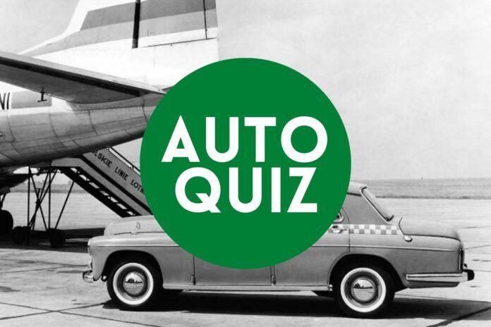 Auto Quiz-13-Historia polskiej motoryzacji