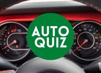 AUTO-QUIZ [11] Prędkościomierze