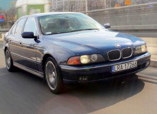 Używane BMW serii 5 (E39; 1995-2004) - opinie, dane techniczne, typowe usterki