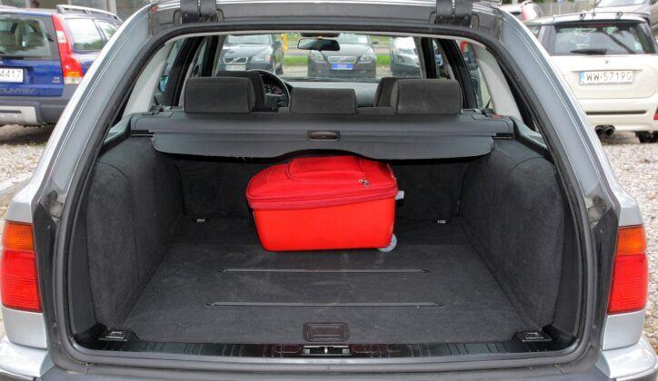 BMW serii 5 E39 Touring bagażnik