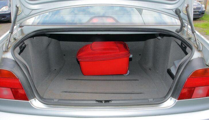 BMW serii 5 E39 bagażnik