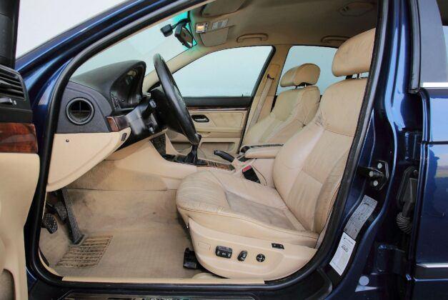 BMW serii 5 E39 fotel kierowcy