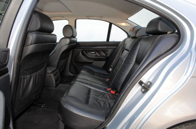 BMW serii 5 E39 kanapa