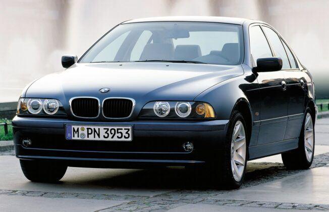 BMW serii 5 (E39) model po liftingu