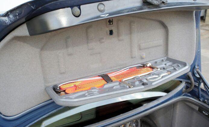 BMW serii 5 E39 schowek