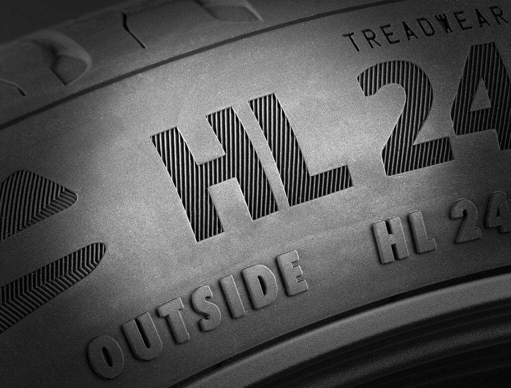 Continental oznaczenie HL