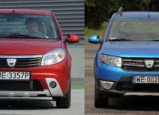 Używana Dacia Sandero I i Dacia Sandero II - którą generację wybrać?