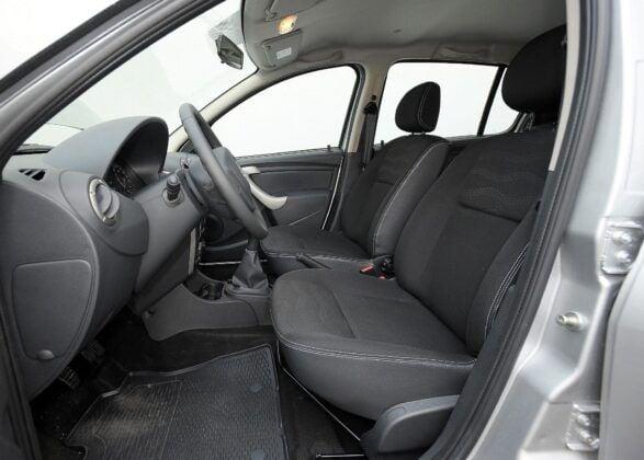 Dacia Sandero I fotel kierowcy