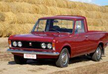 Fiat 125p pickup