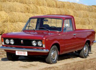 Elektryczny Fiat 125p Pick-up. Dziś to byłby hit!