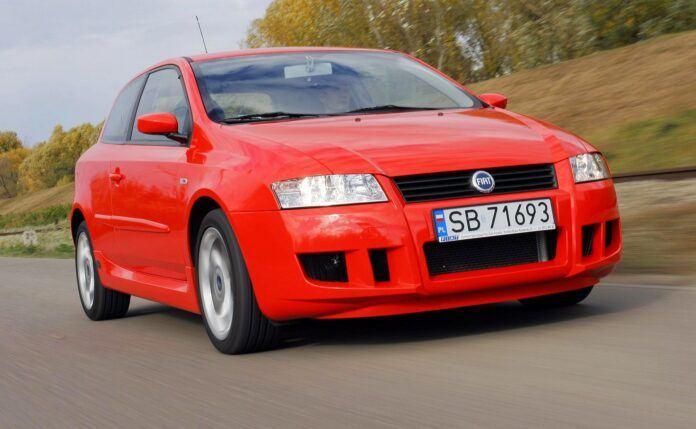 FIAT Stilo Michael Schumacher Limited Edition 1.9JTD 140KM 6MT SB71693 10-2005