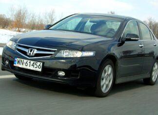 Używana Honda Accord VII (2002-2008) - opinie, dane techniczne, typowe usterki