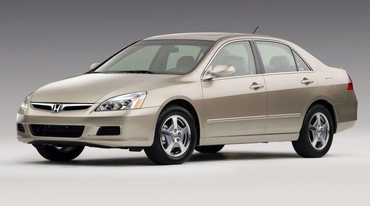 Honda Accord VII USA