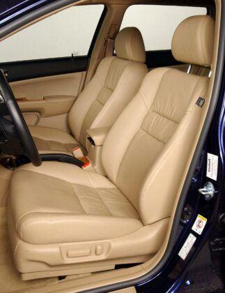 Honda Accord VII fotel kierowcy