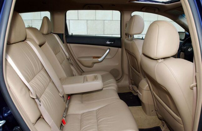 Honda Accord VII kanapa
