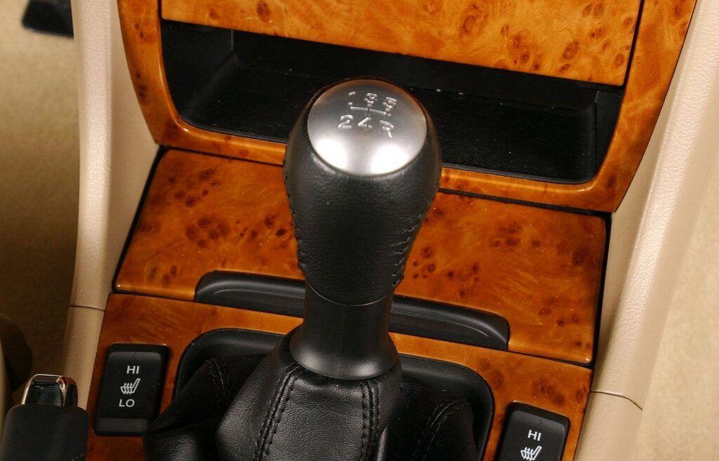 Honda Accord VII skrzynia biegów