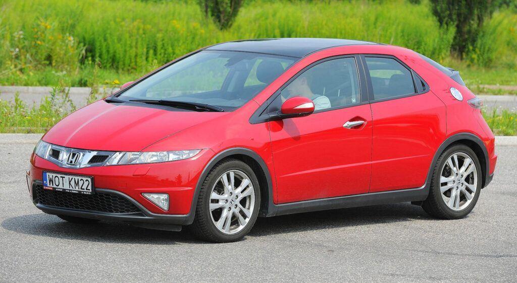 Honda Civic VIII (2)