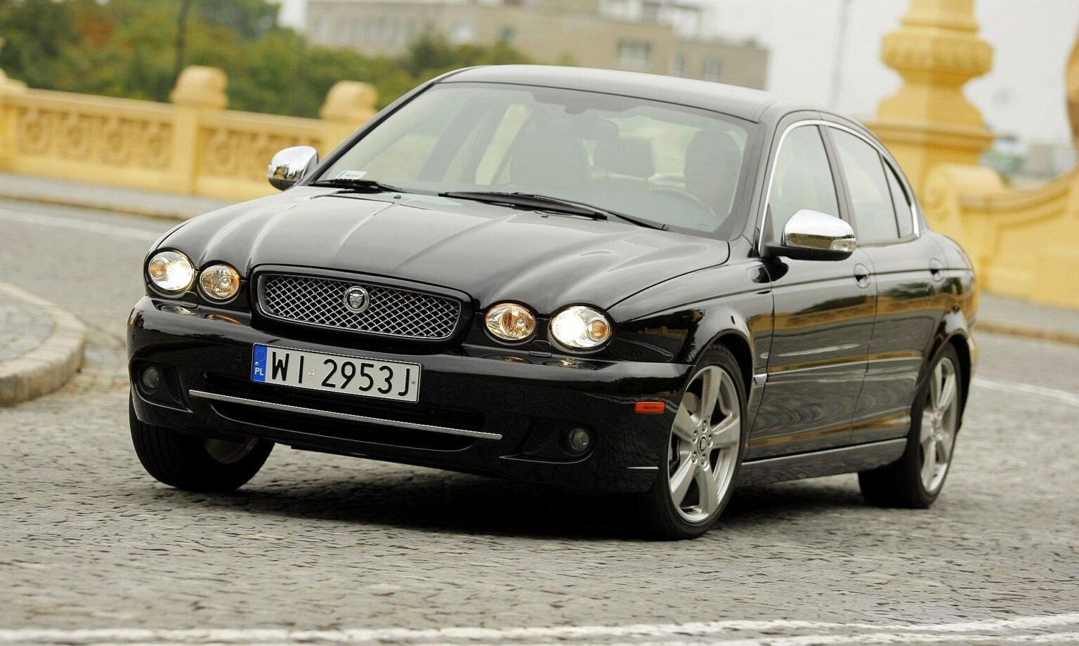 Używany Jaguar X-Type (2001-2009) - opinie, dane ...