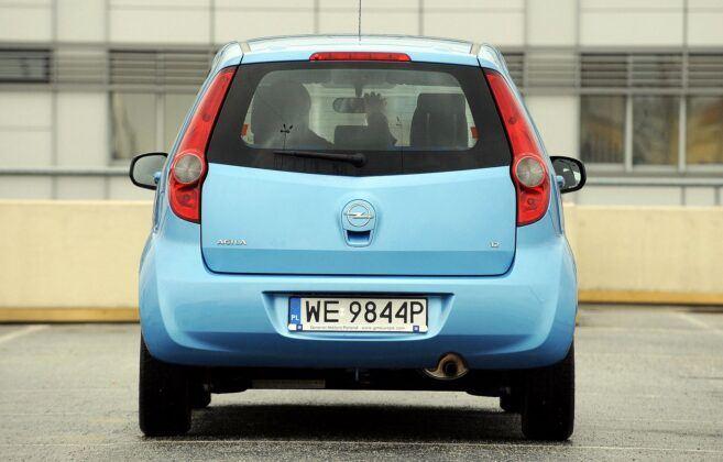 Opel Agila B
