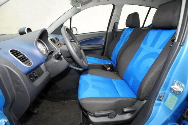 Opel Agila B fotel kierowcy