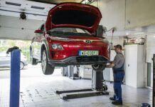 Opony do samochodów elektrycznych