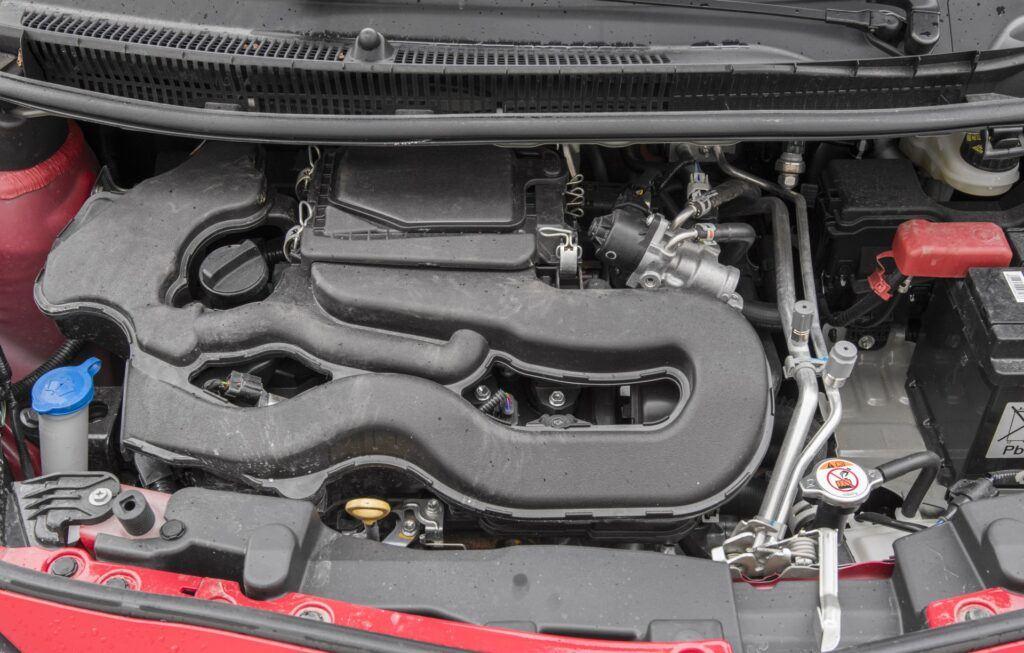 Oszczedny silnik