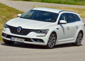 Używane Renault Talisman (od 2015 r.) - opinie, dane techniczne, typowe usterki