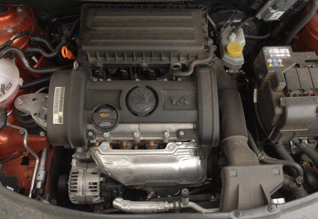 Silnik Skoda 1.4 16V