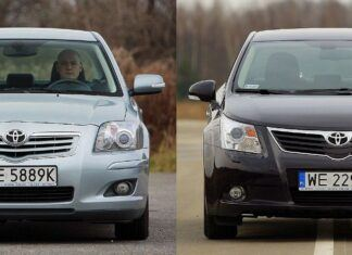Używana Toyota Avensis II i Toyota Avensis III - którą generację wybrać?