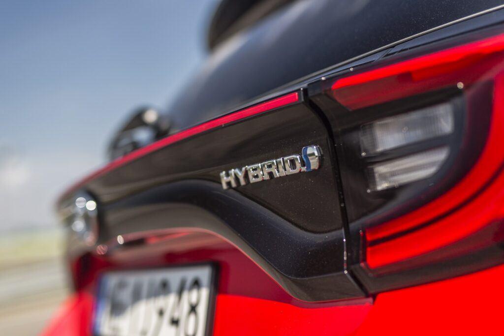 Toyota Yaris - wersja hybrydowa